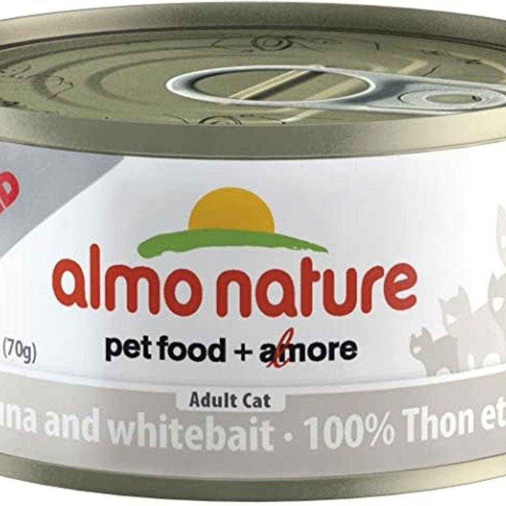 Almo Nature Almo Tuna/Whitebait 2.47oz