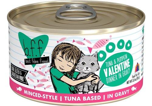 B.F.F. BFF Tuna & Pumpkin Valentine 5.5oz