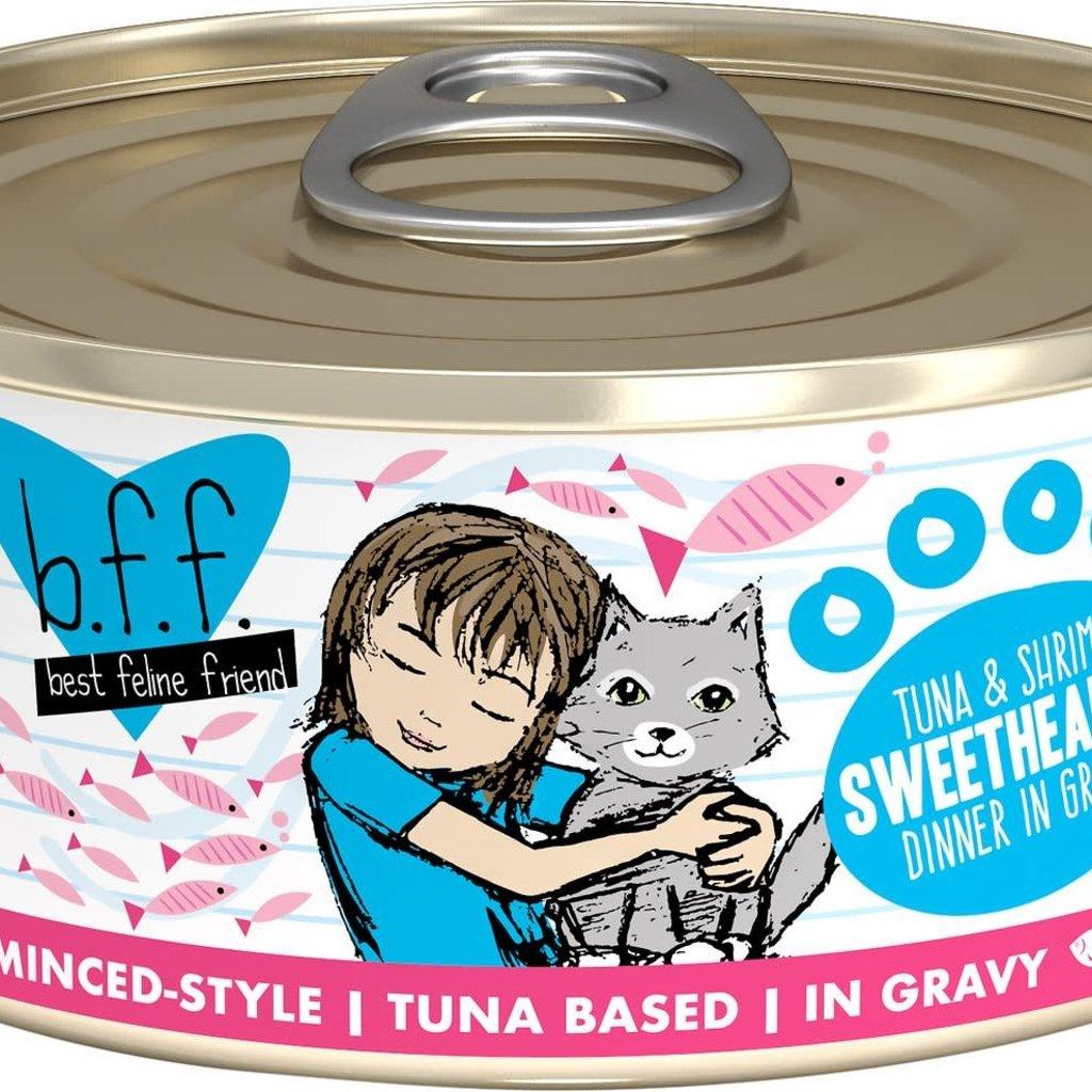 B.F.F. BFF Tuna & Shrimp Sweethearts 5.5oz