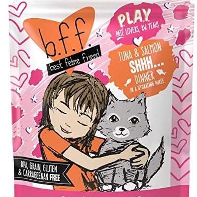 B.F.F. BFF Play Shhh Tuna PCH 3oz