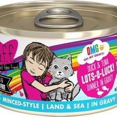 B.F.F. BFF OMG Duck/Tuna 2.8oz