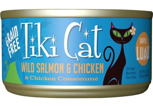 Tiki Cat Tiki Cat Napili Salmon Luau 2.8oz