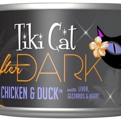 Tiki Cat Tiki Cat AD Chicken/Duck 5.5oz