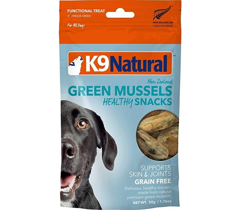K9 Nat Freeze Dry Green Mussel