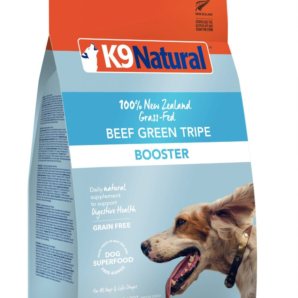 K9 Natural K9 Natural Freeze Dried Beef Tripe Dog 8.8oz