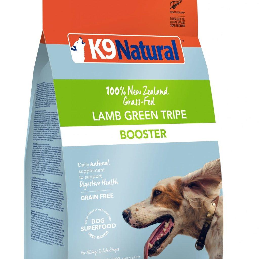 K9 Natural K9 Natural Lamb Green Tripe 7oz