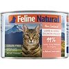 K9 Natural Feline Natural Lamb & King Salmon GF 6oz