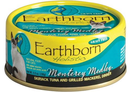 Earthborn EB Monterey Cat 3oz