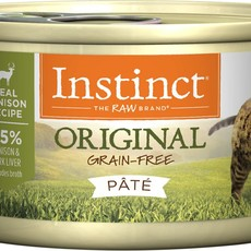 Instinct Instinct Venison 5.5oz Cat
