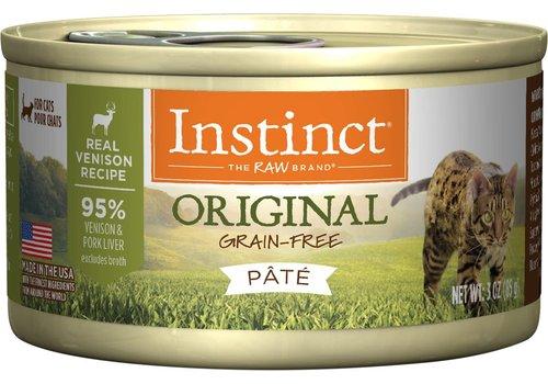 Instinct Instinct Venison 5.5oz Cat