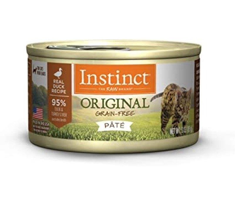 Instinct Duck 5.5oz Cat
