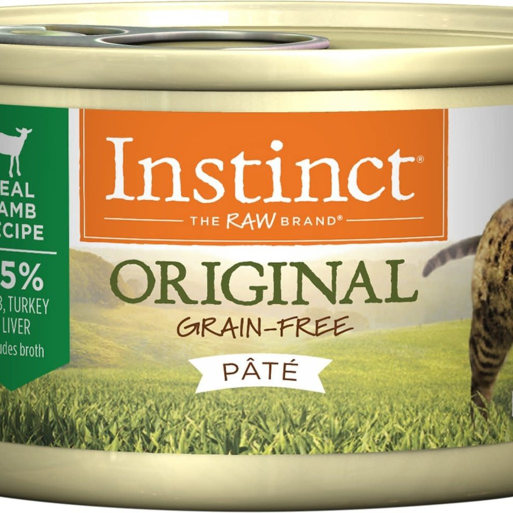Instinct Instinct Lamb 6oz Cat