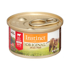 Instinct Instinct Beef 5.5oz Cat