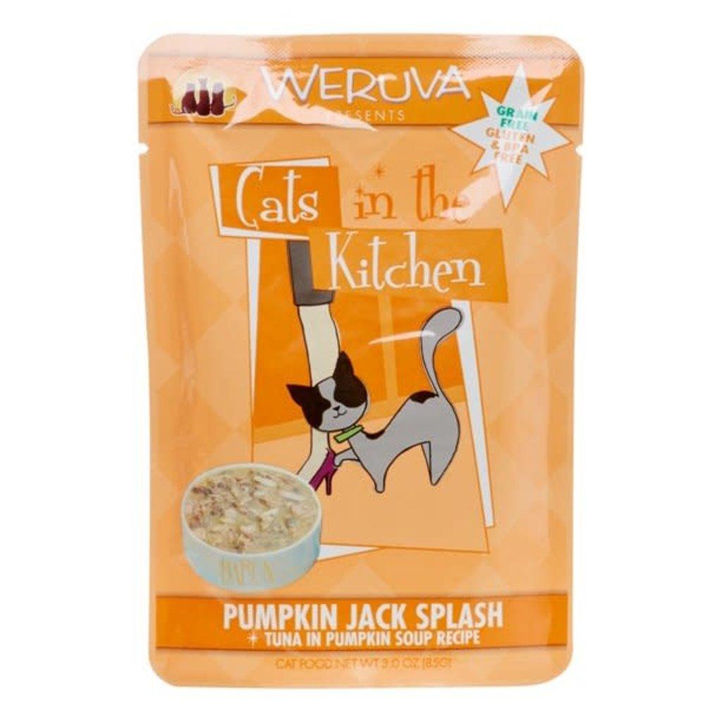 Weruva Weruva WRV Pum Jack Pouch Cat 3oz