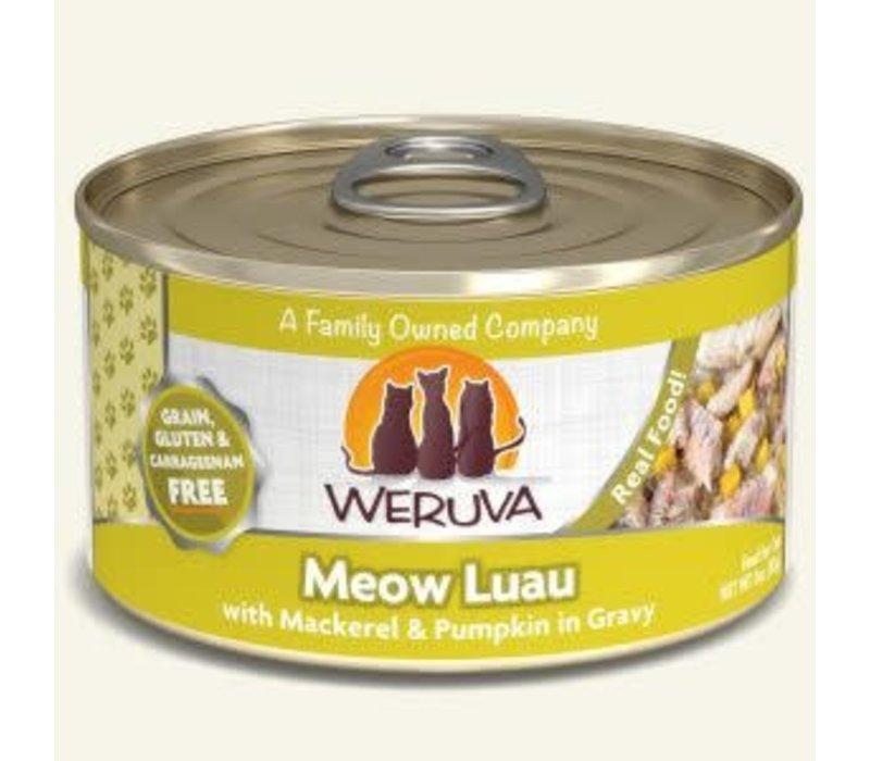 Weruva WRV Meow Luau Cat 3oz