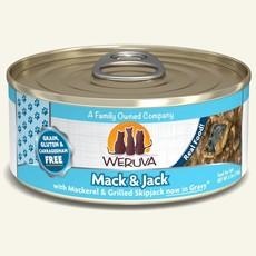 Weruva Weruva WRV Mack/Jack Cat 5.5oz