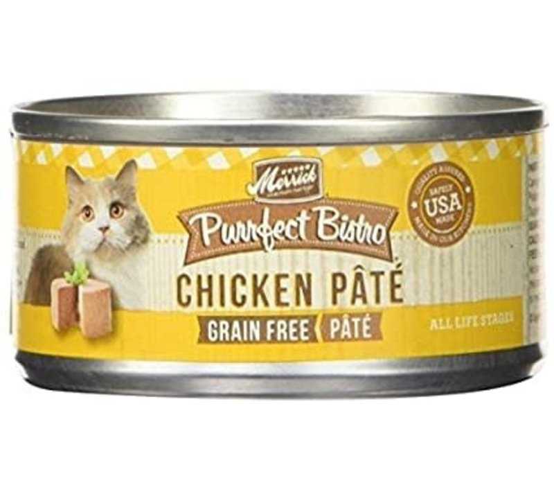 Merrick Purrfect Bistro Chicken 3oz