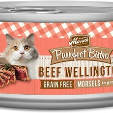 Merrick Merrick Purrfect Bistro Beef Well 5.5oz