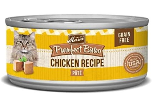 Merrick Merrick Purrfect Bistro Chicken 5.5oz