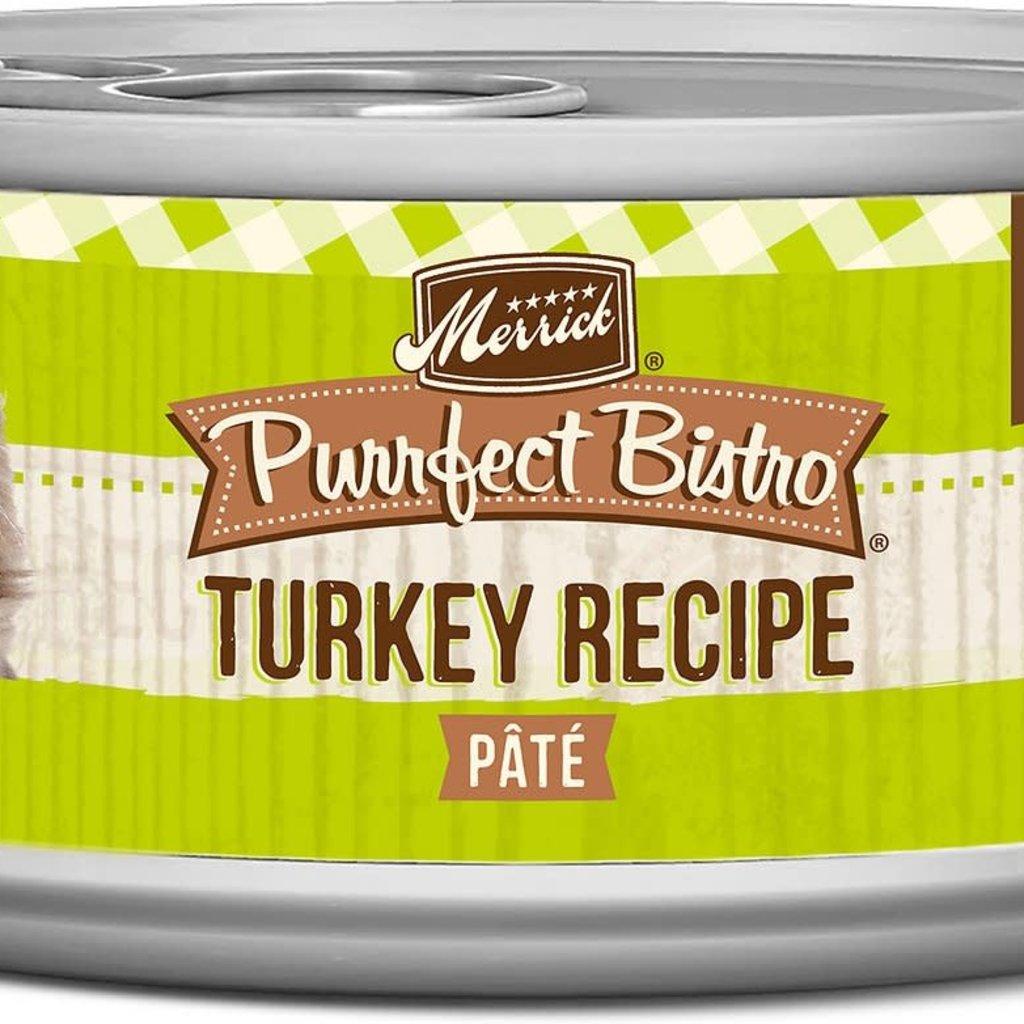 Merrick Purrfect Bistro Turkey 5.5oz