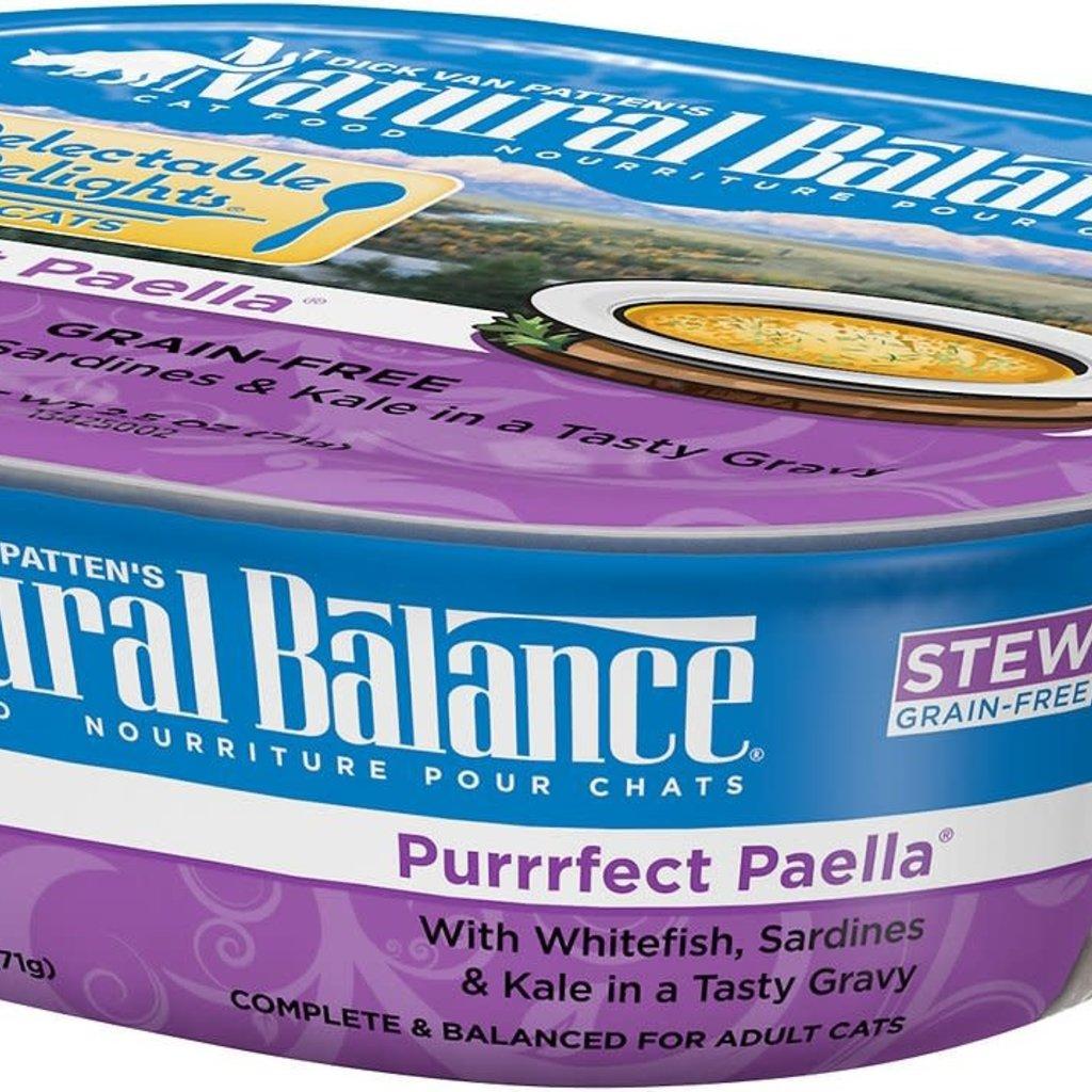 Natural Balance NB Purrfect Paella Cat 2.5oz