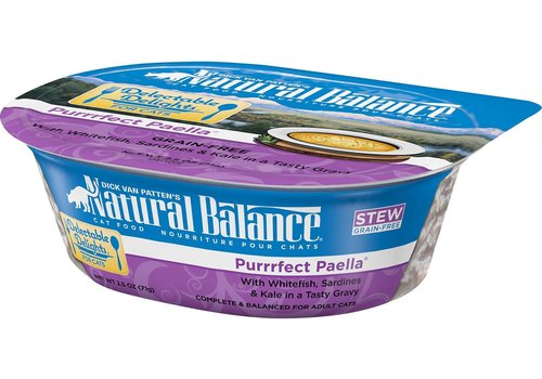 Natural Balance NB Purrfect Paella Cat 2.5oz