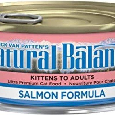 Natural Balance NB Salmon 6oz Cat