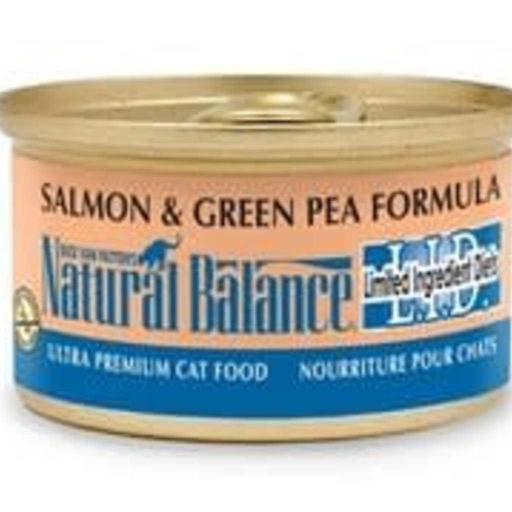 Natural Balance Natural Balance Limited Ingredient Diet Cat Salmon 3oz