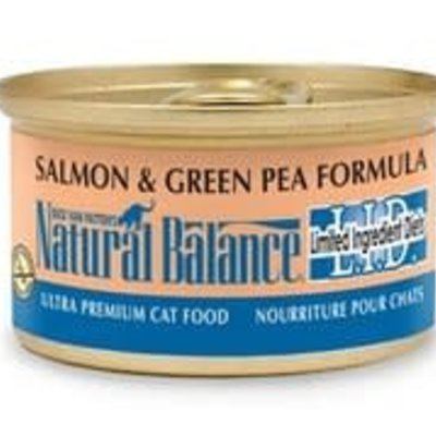 Natural Balance Natural Balance Limited Ingredient Diet Cat Salmon 3oz