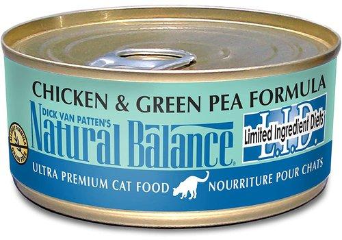 Natural Balance NB Chix Cat 6oz