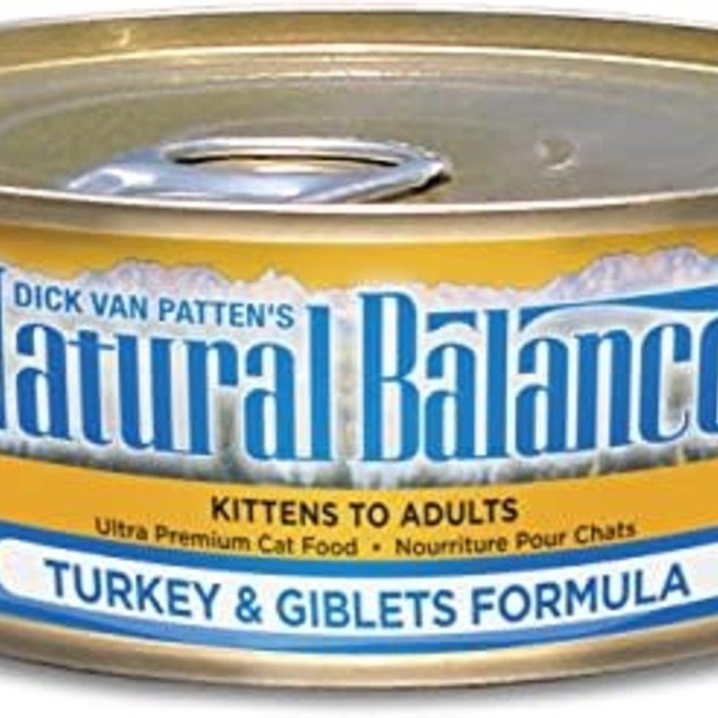Natural Balance NB UltraTur/Gib 6oz