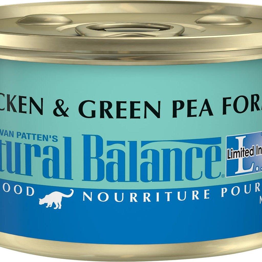 Natural Balance Natural Balance NB Chix LITCat 5.5oz