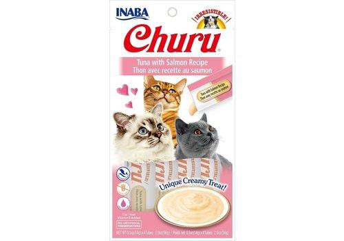 Inaba Inaba Churu Tuna with Salmon