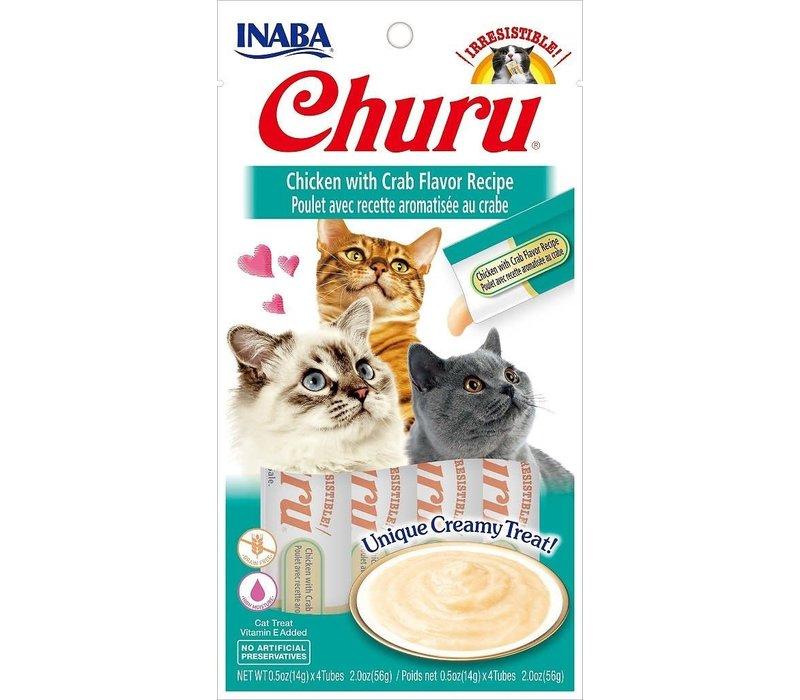 Inaba Churu Chicken with Crab