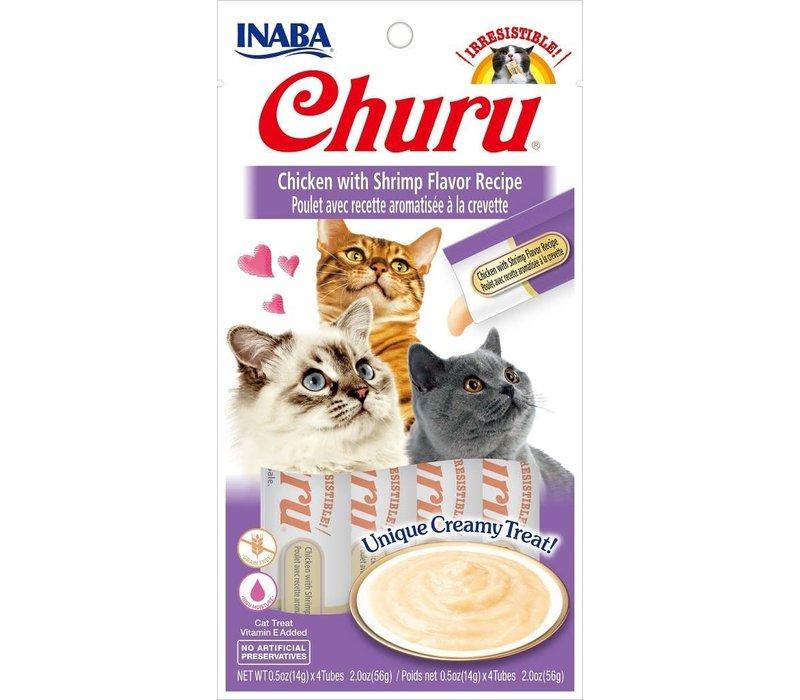 Inaba Churu Chicken with Shrimp