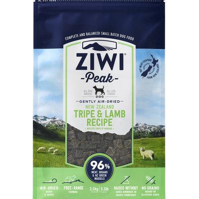 Ziwi Peak Ziwi Peak Air-Dried Dog Tripe Lamb 5.5lbs