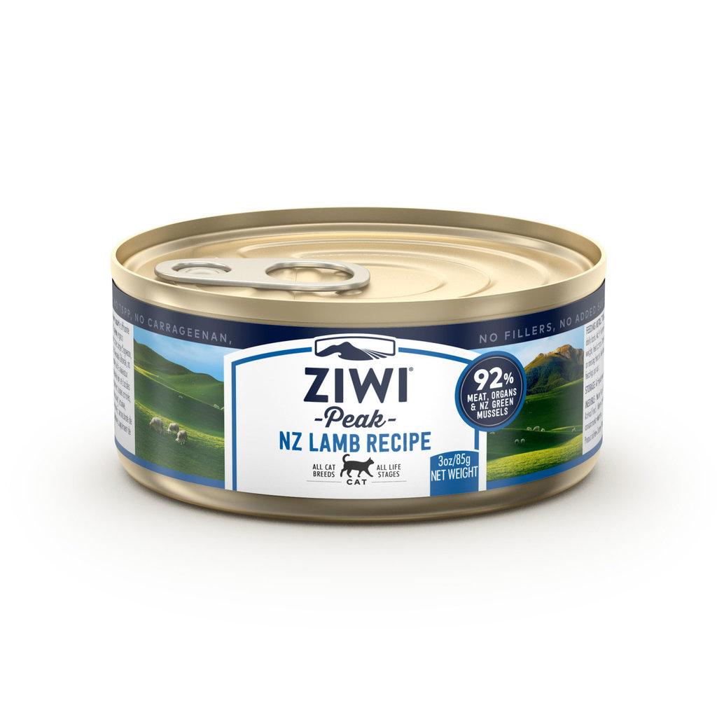 Ziwi Peak Ziwi Peak Cat Can NZ Lamb 3oz