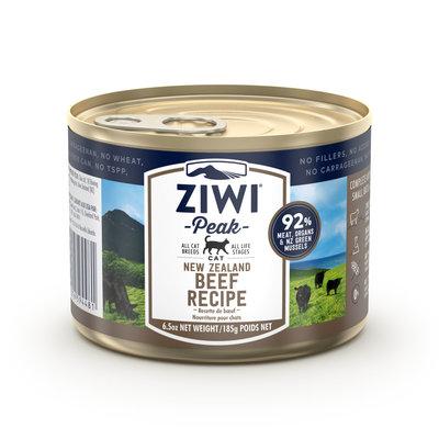 Ziwi Peak Ziwi Peak Cat Can Beef 6.5oz