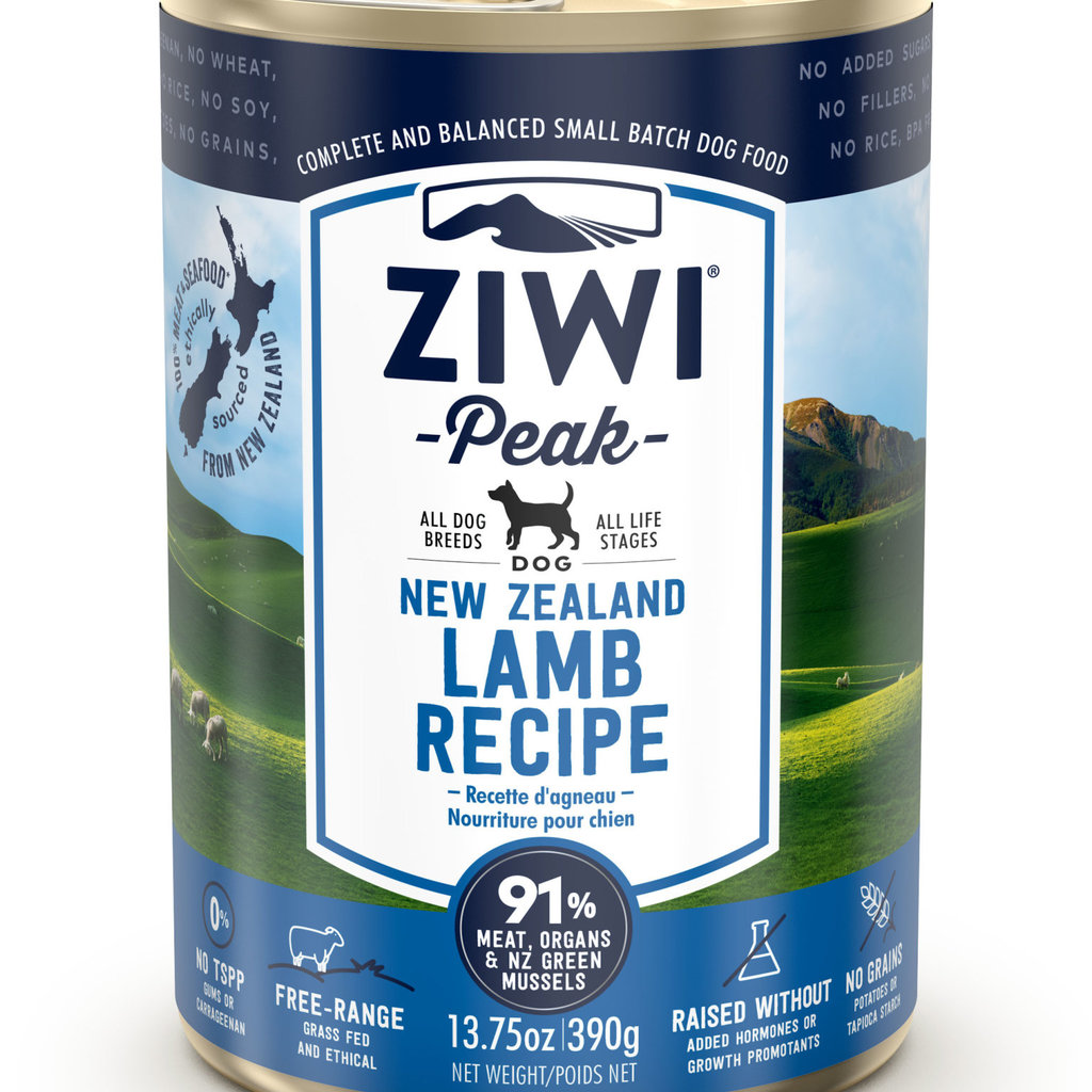 Ziwi Peak Ziwi Peak Dog Lamb 13.75oz