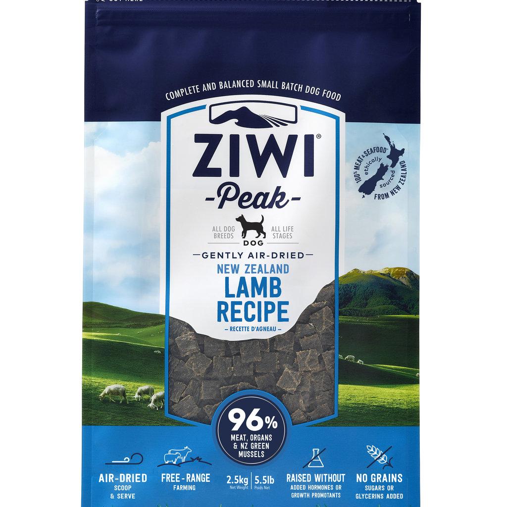 Ziwi Peak Ziwi Peak Air-Dried Dog Venison 5.5lbs