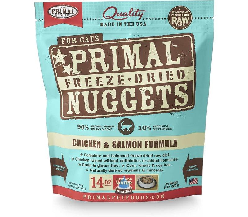 Frozen Primal Chicken / Salmon 3#