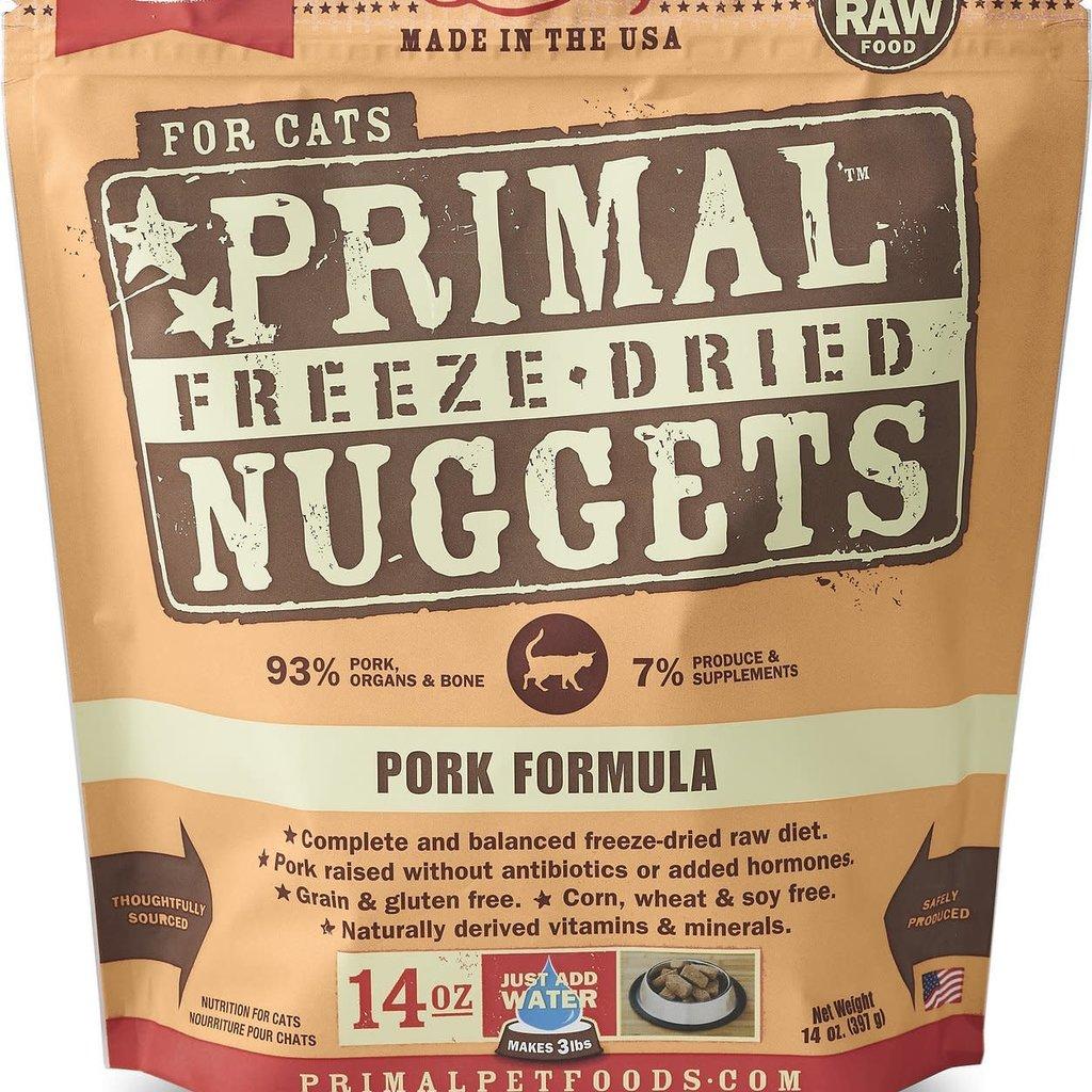 Primal Primal Freeze Dried Pork Cat 14oz