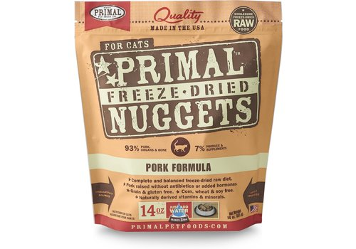 Primal Frozen Primal Pork Cat 14oz Makes 3lbs