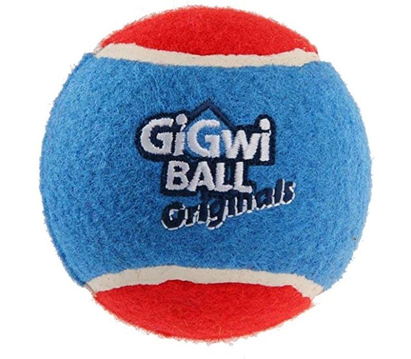 GiGwi Tennis Balls (3 Pack) - Large