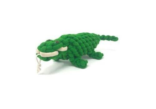 Peaks N Paws Toys Peaks N Paws The Alligator Rope Toy