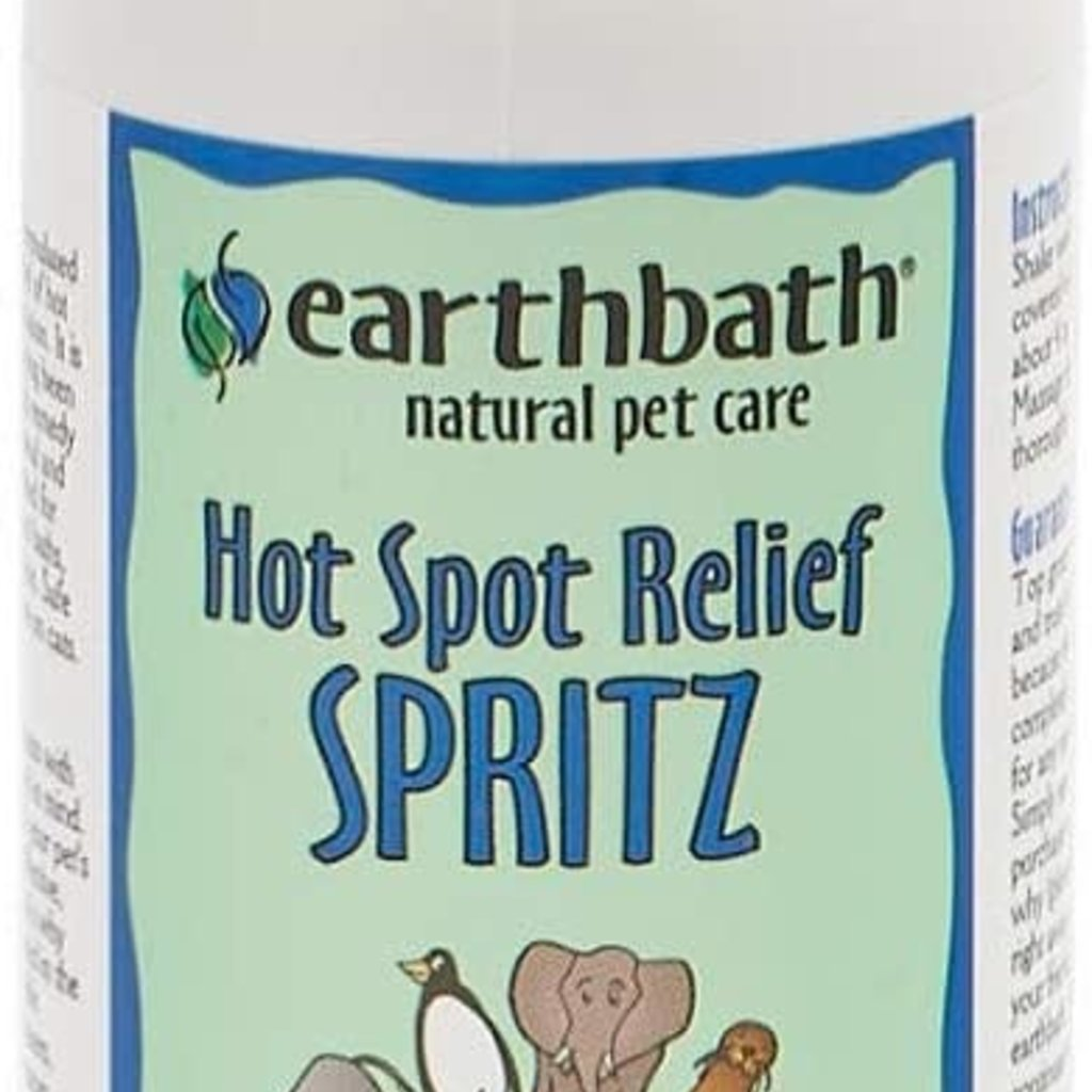 EarthBath Earthbath Spritz Hot Spot 8oz