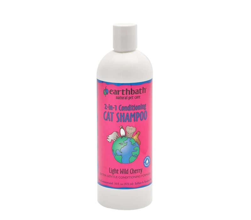 Earthbath Shampoo Cat