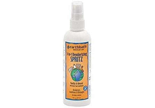 EarthBath Earthbath Spritz Vanilla  8oz