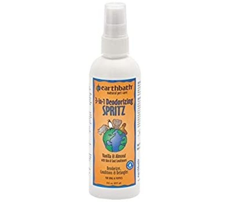 Earthbath Spritz Vanilla  8oz