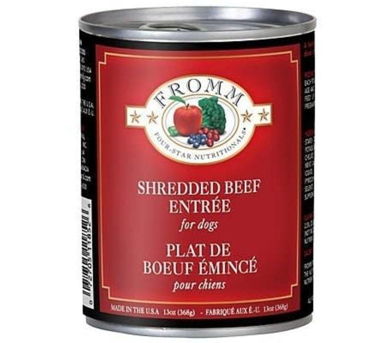 Fromm Shredded Beef 13oz